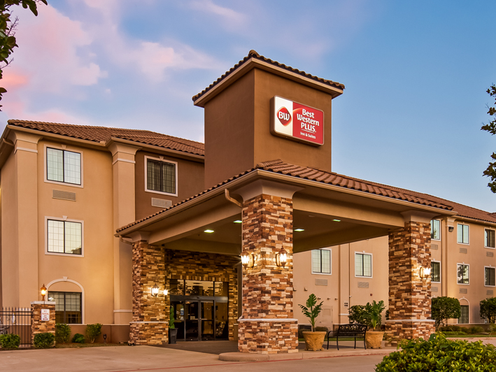 Best Western Plus Lufkin Exterior photo