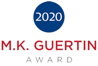 MK Guertin Award Winner